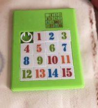 Taquin Jouet Enfant Vert 324x324