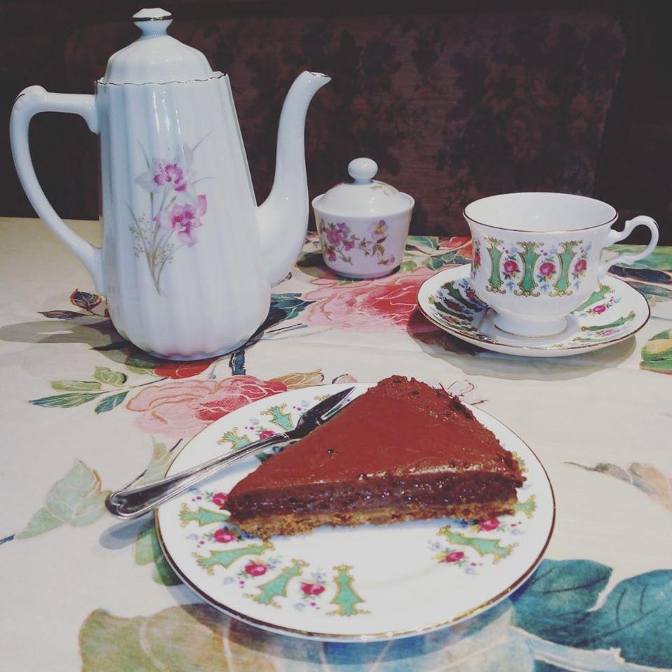 Bovary Cake