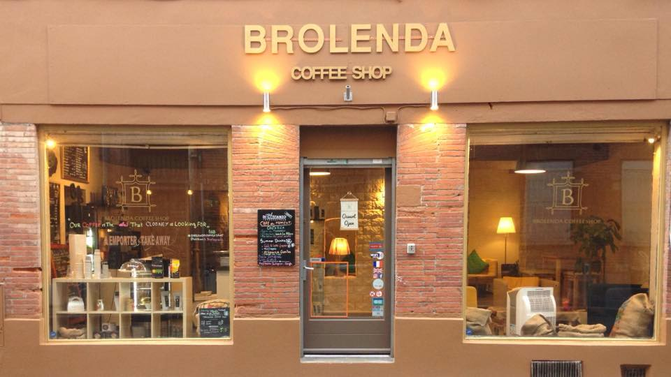 Extérieur Brolenda
