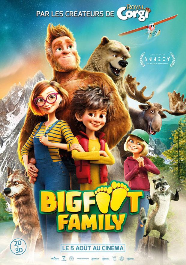 Bigfootfamily