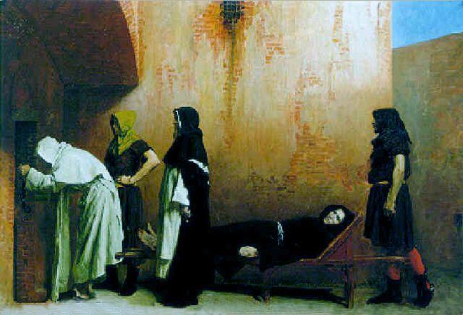 JPLauens Après La Torture