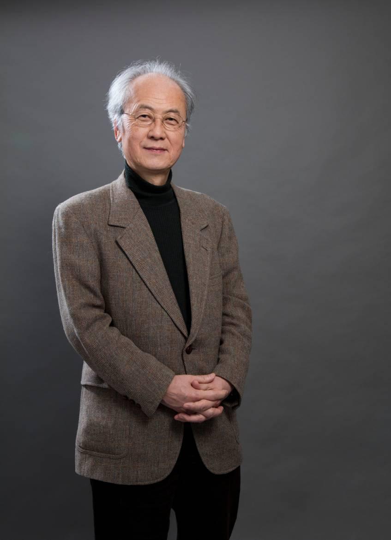 Akira Mizubayashi © Francesca Mantovani Editions Gallimard