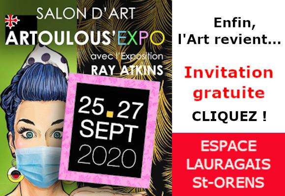 Artoulousexpo News 2020