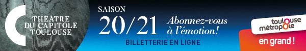 Theatre Du Capitole Billetterie 2021
