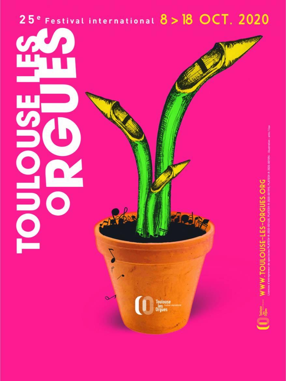 Toulouse Les Orgues Edition 2020