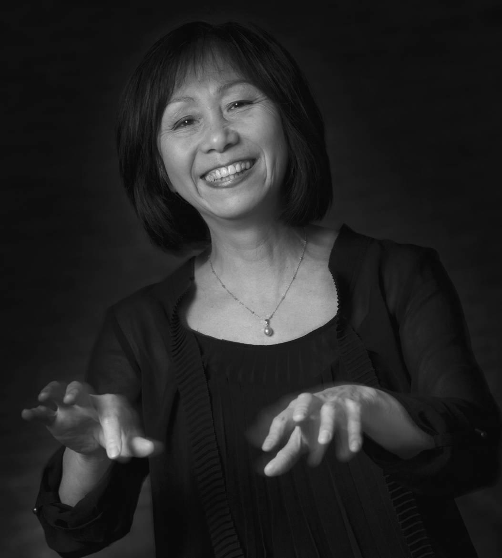 Yasuko Bouvard © Patrice Nin