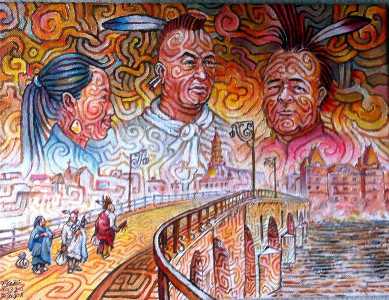 Affiche de Rosendo Li