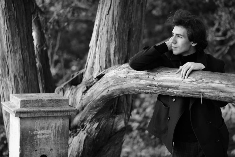 Alexandre Kantorow © Sasha Gusov