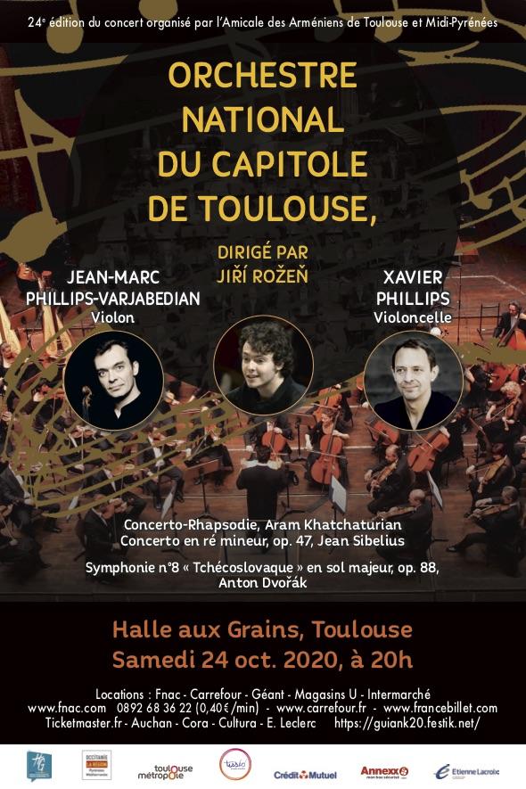 Concert Armenie 2020