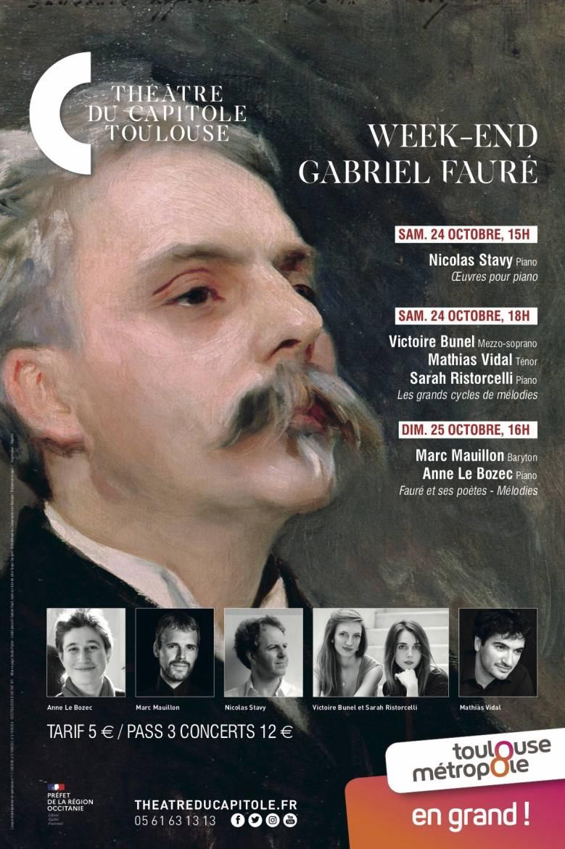 Gabriel Fauré Capitole