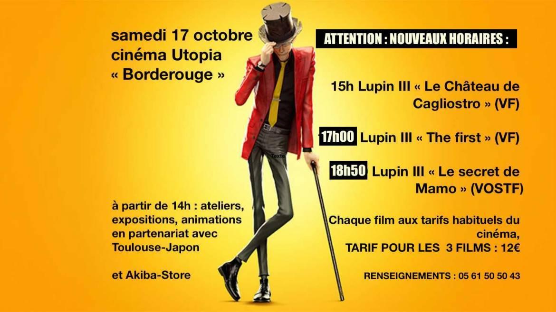 Journée Lupin III
