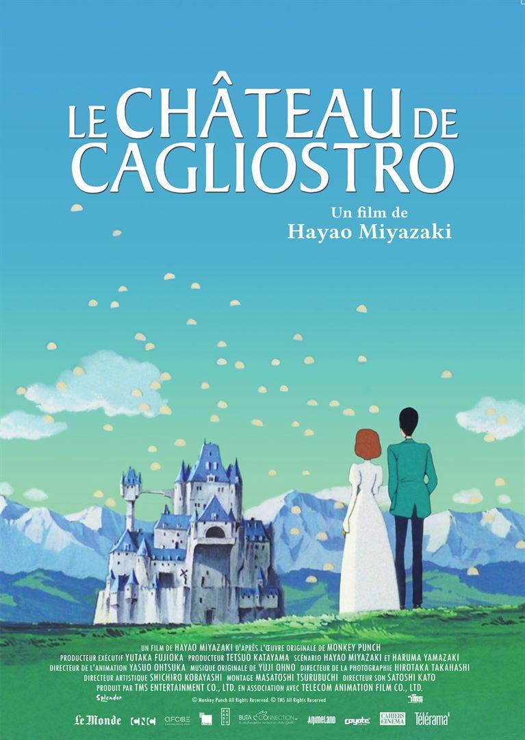 Le Chateau De Cagliostro