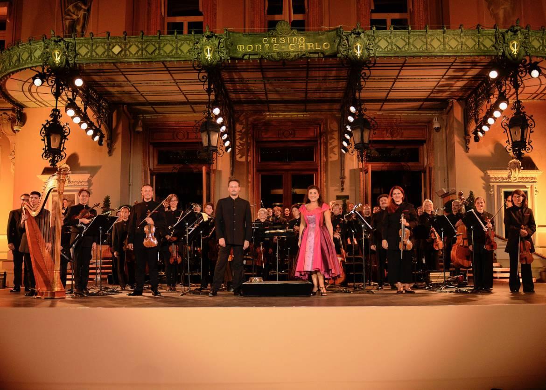 Les Musiciens du Prince Monaco © Alain Hanel