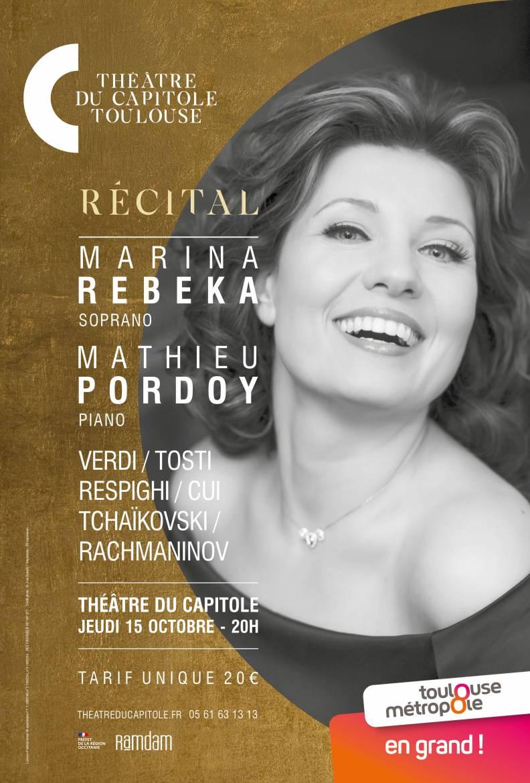 Marina Rebeka 15 Oct
