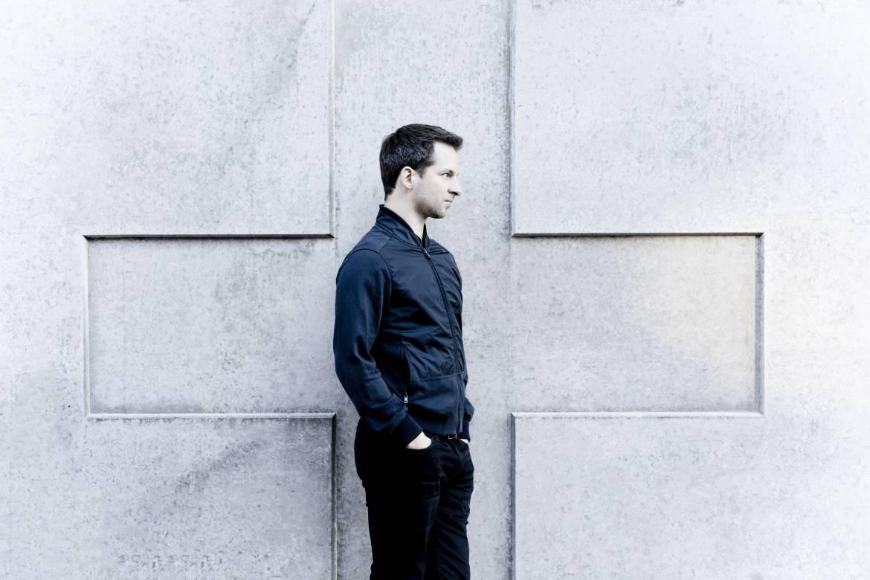 Bertrand Chamayou © Marco Borggreve Warner Classics