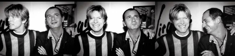 David Bowie Alain Lahana