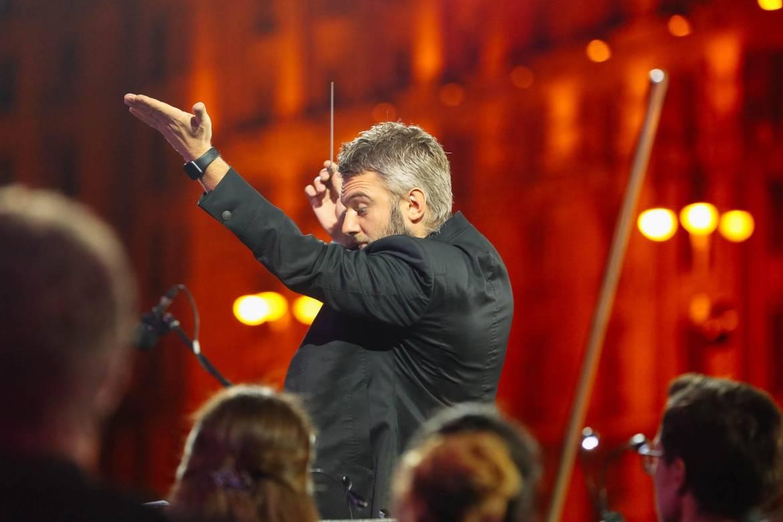 Le chef d'orchestre ukrainien Kyrill Karabits