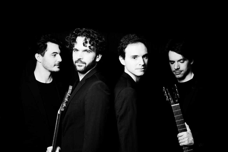 Quatuor Eclisse © Lyodoh Kaneko
