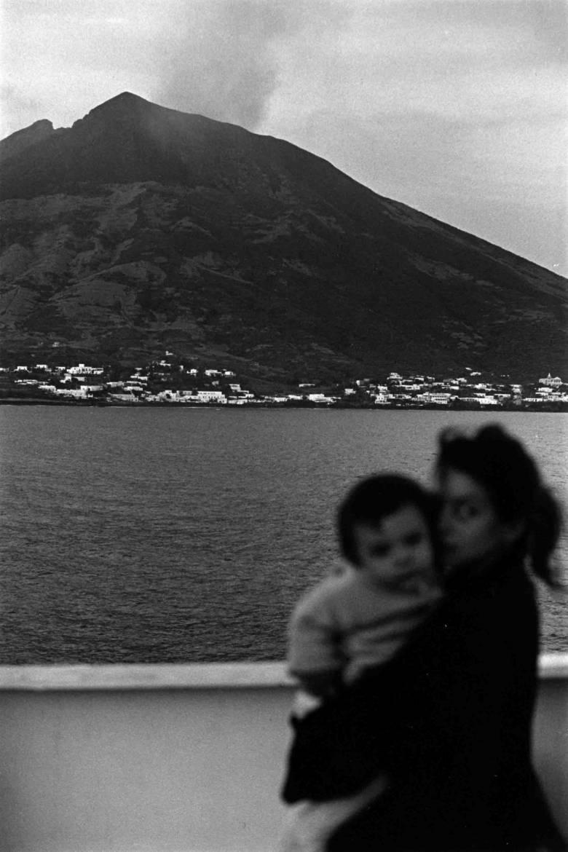 Stromboli 1987 Bernard Plossu Copie