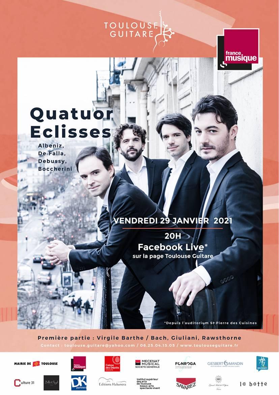 Toulouse Guitare Janvier 2021