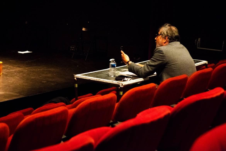 Théâtre du Pavé - Francis Azema