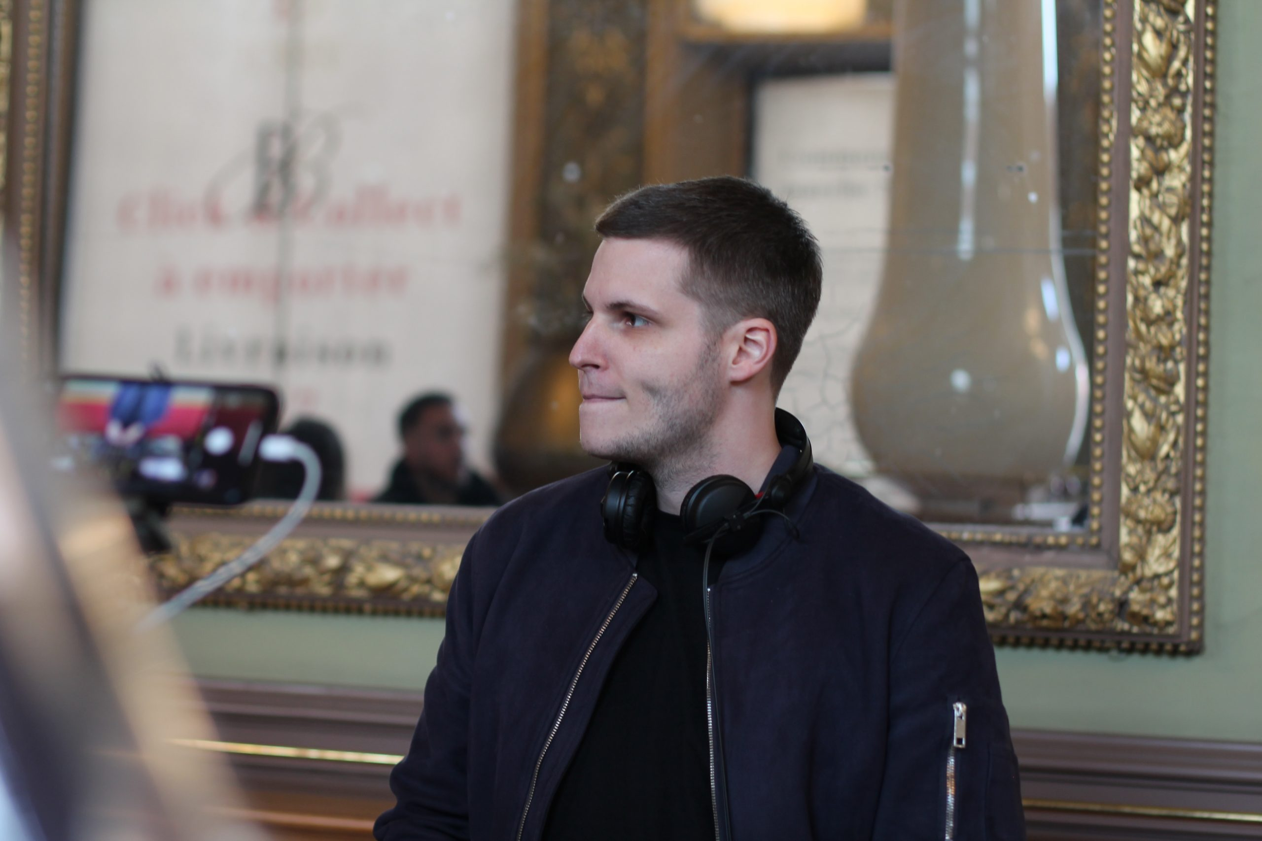 Florian Bosio Profil