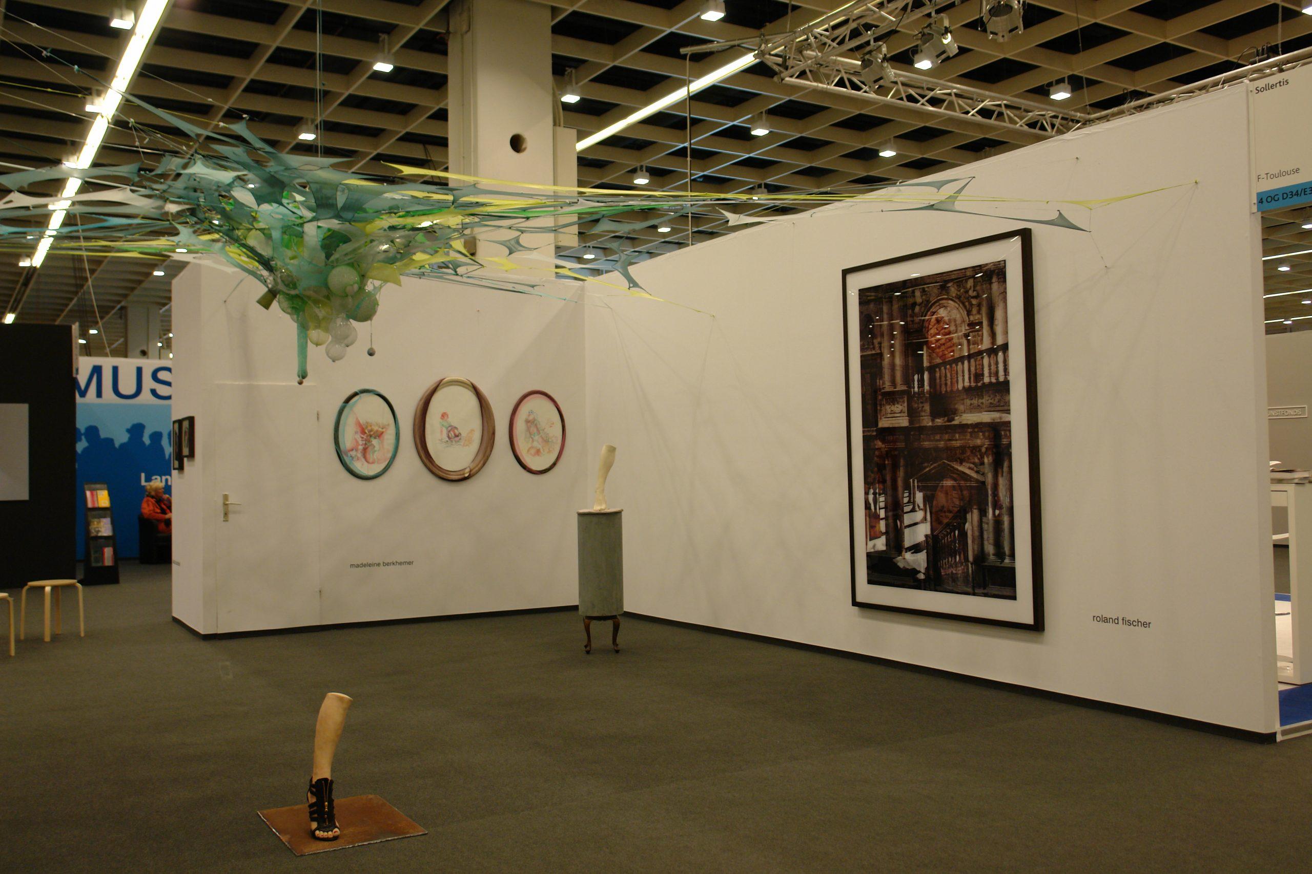 Galerie Sollertis Art Forum Berlin 2006