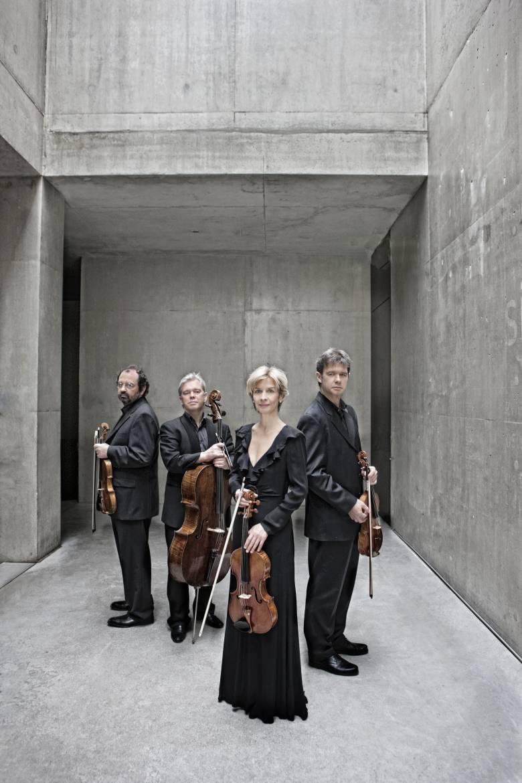 Hagen Quartet @ Harald Hoffmann