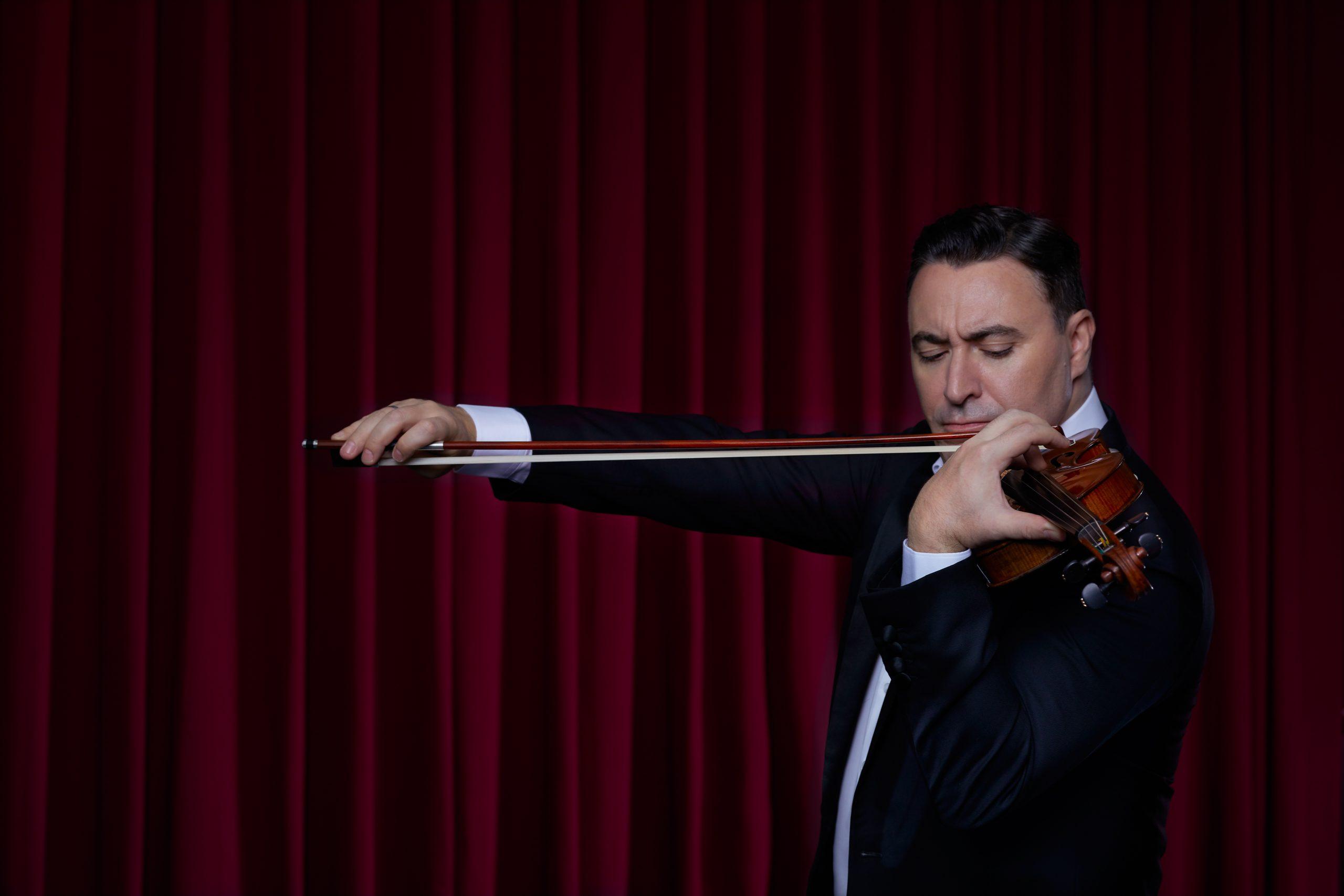 Maxim Vengerov © Diago Mariotta Mendez