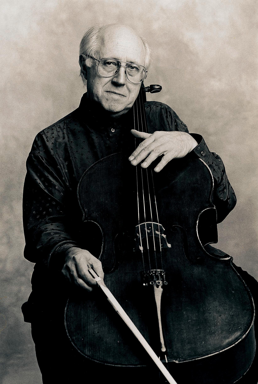 Mstislav Rostropovitch © Emi Classics Sasha Gusov