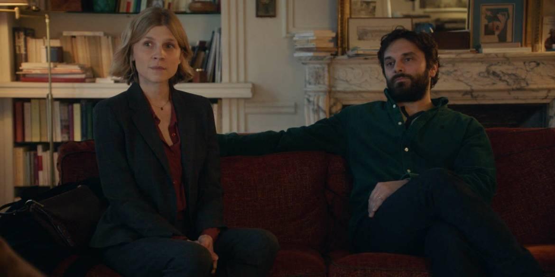 Léonora et Damien, le couple en crise, interprétés par Clémence Poésy et Pio Marmai