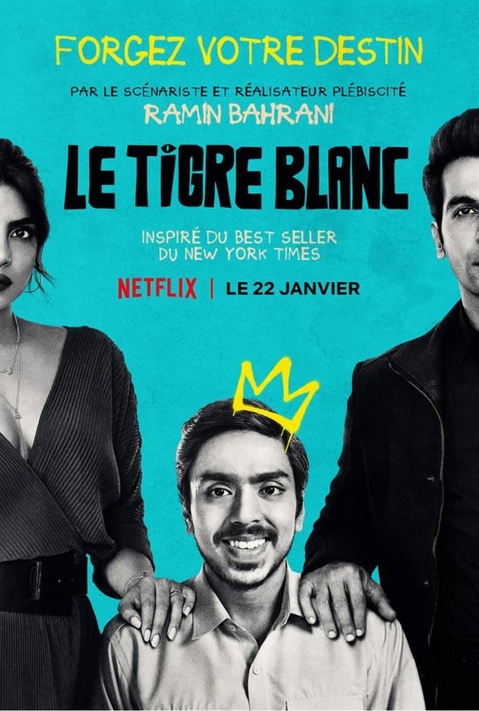Tigre Blanc Film