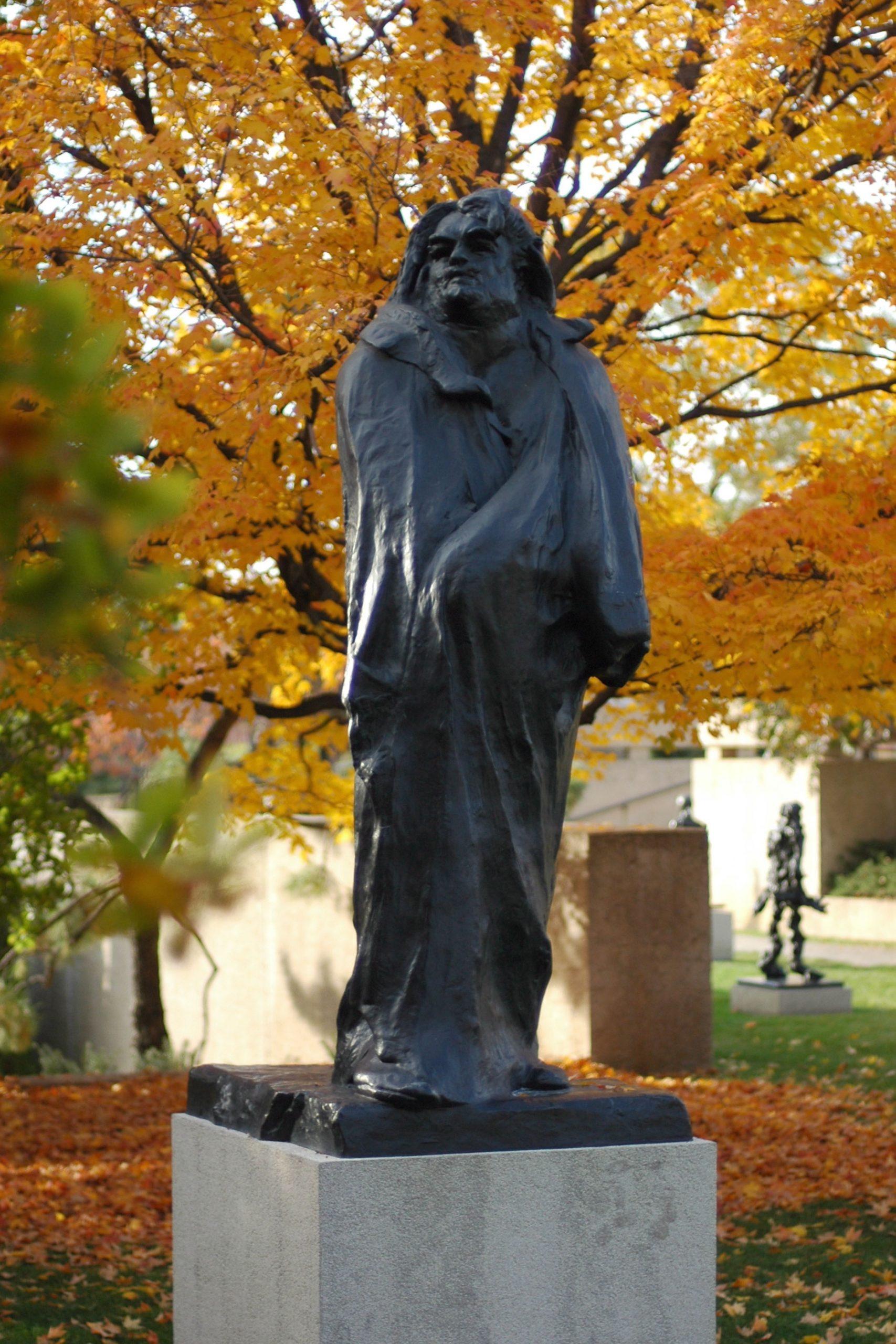 Balzac Par Rodin Photo Jeff Kubina