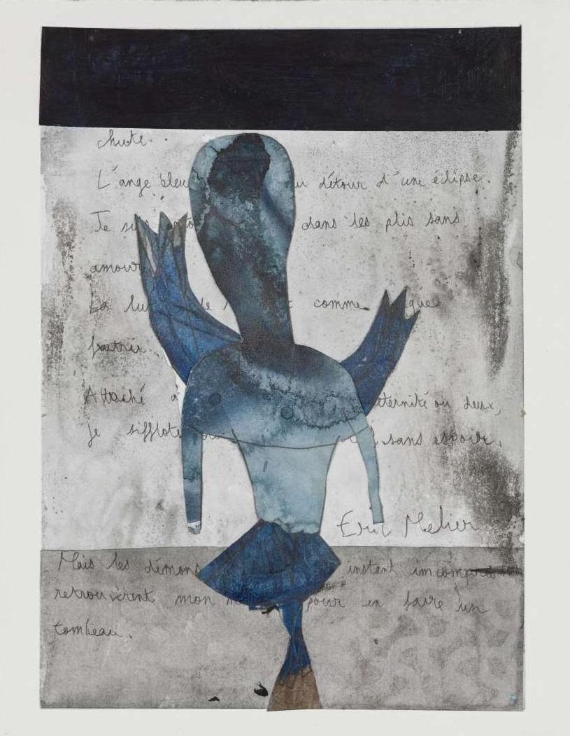 Eric Lettre 3 L Ange Bleu Credit E Bornstein