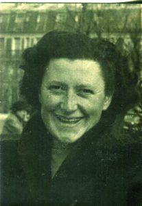 Portrait Carmen Credit Collection Particulière Famiklle Bornstein