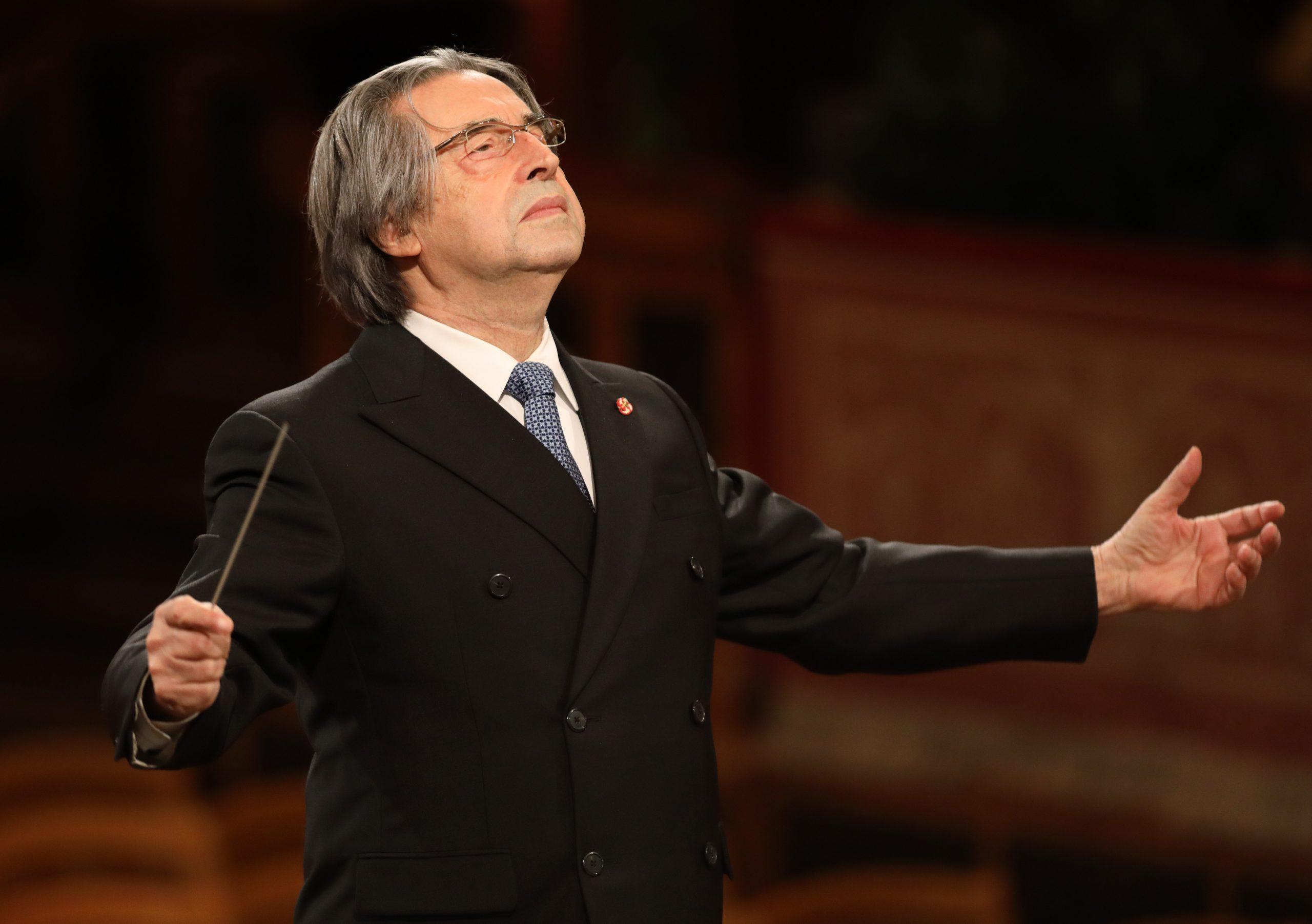 Riccardo Muti © Dieter Nagl