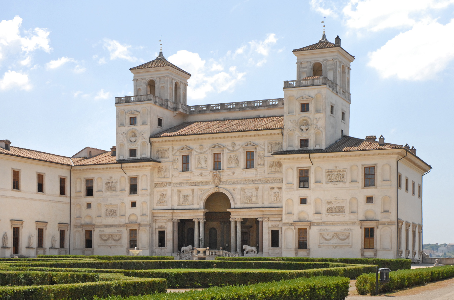Villa Medici Roma 01