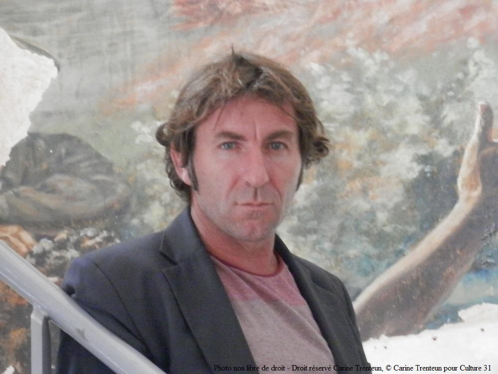 Antonio de la Torre - Photo non libre de droit - Droit réservé Carine Trenteun