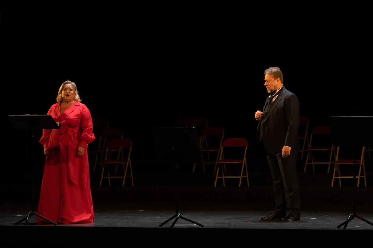 Catherine Hunold et Roberto Scanduzzi