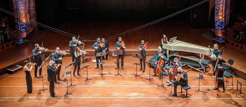 L'Ensemble Artaserse à la Halle aux grains le 28 mai 2021 - Photo Classictoulouse -