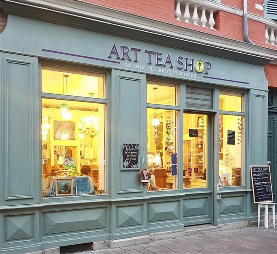 Art Tea Shop
