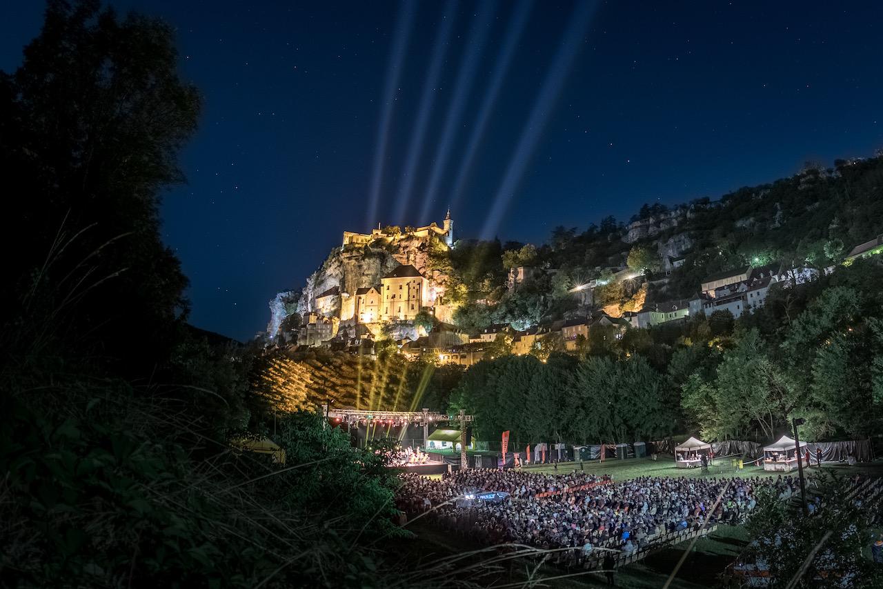Concert Au Pied De La Cité © Louis Nespoulous