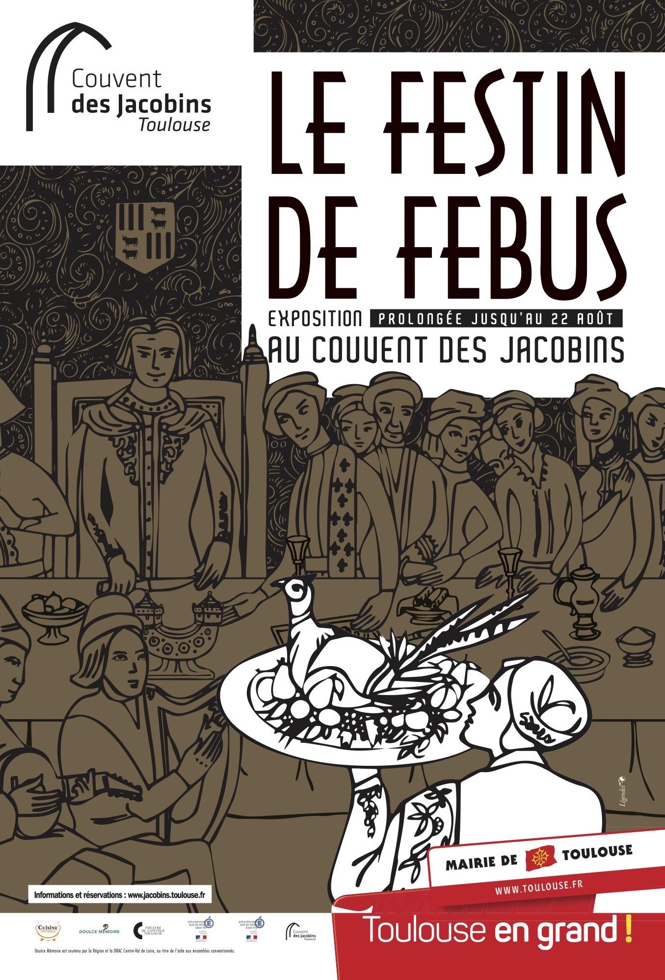 Couvent Des Jacobins Festin De Febus