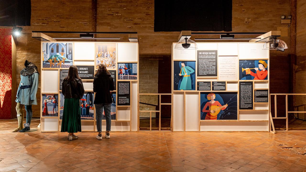 Exposition Le Festin De Fébus © Alexandre Ollier