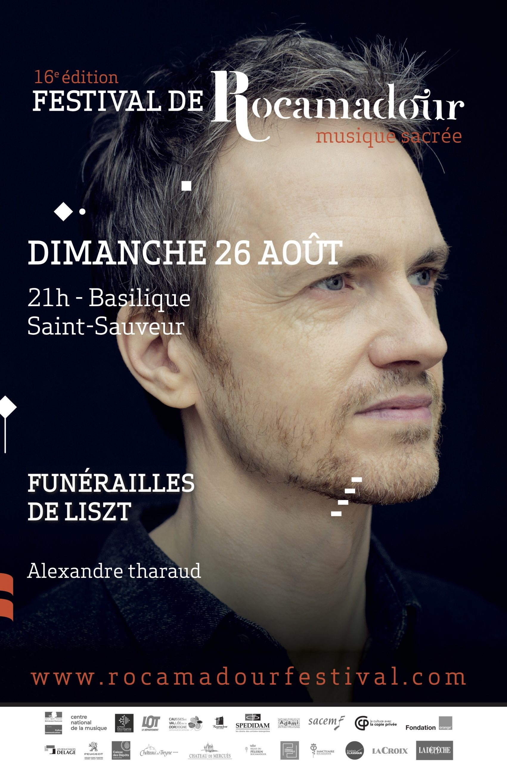 Festival De Rocamadour Alexandre Tharaud