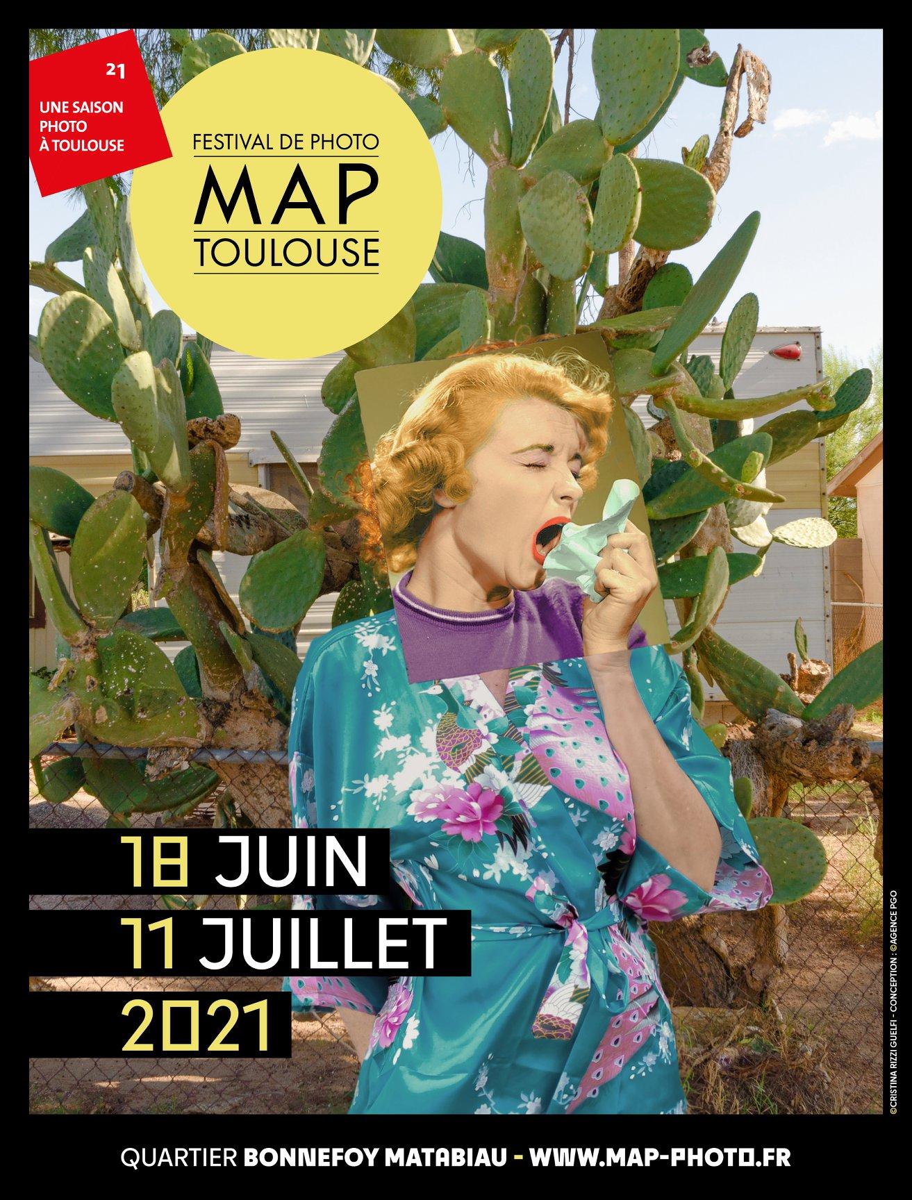 Festival Map Photo