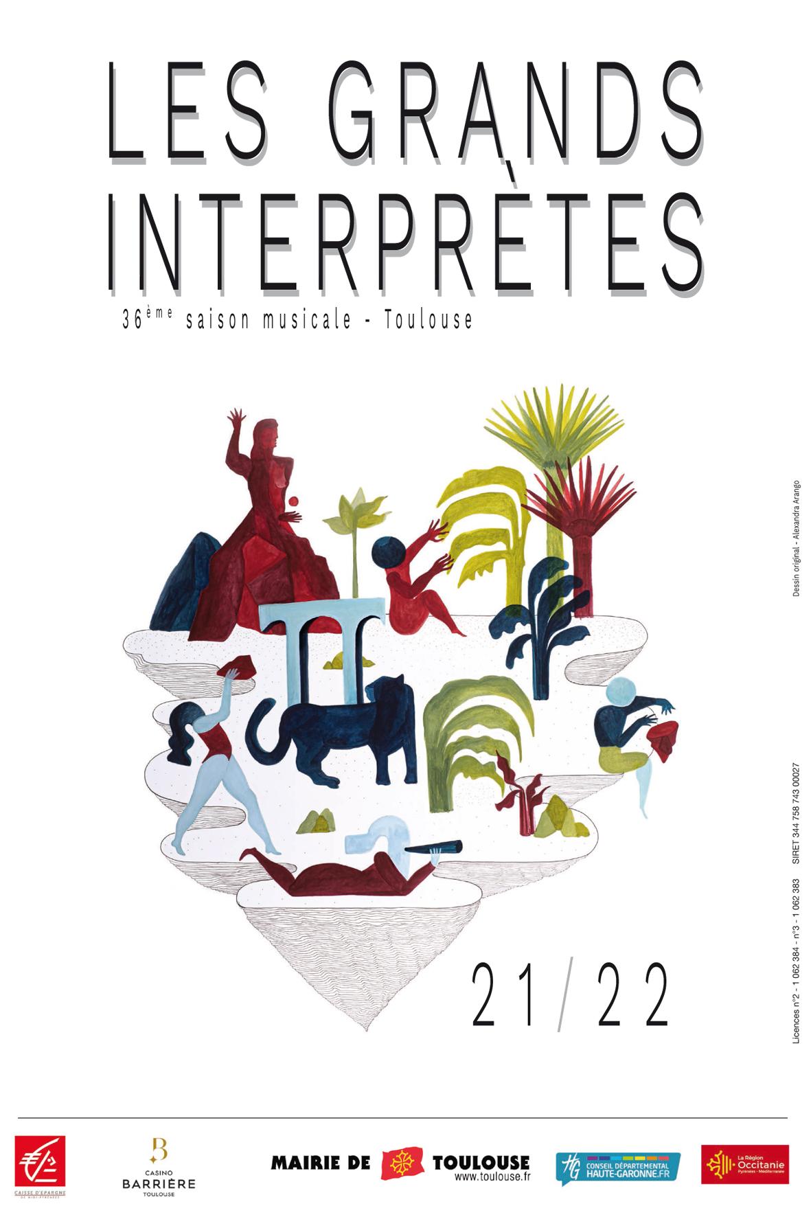 Grands Interpretes 2022
