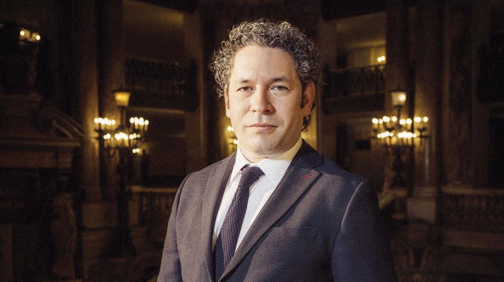 Gustavo Dudamel © Julien Mignot