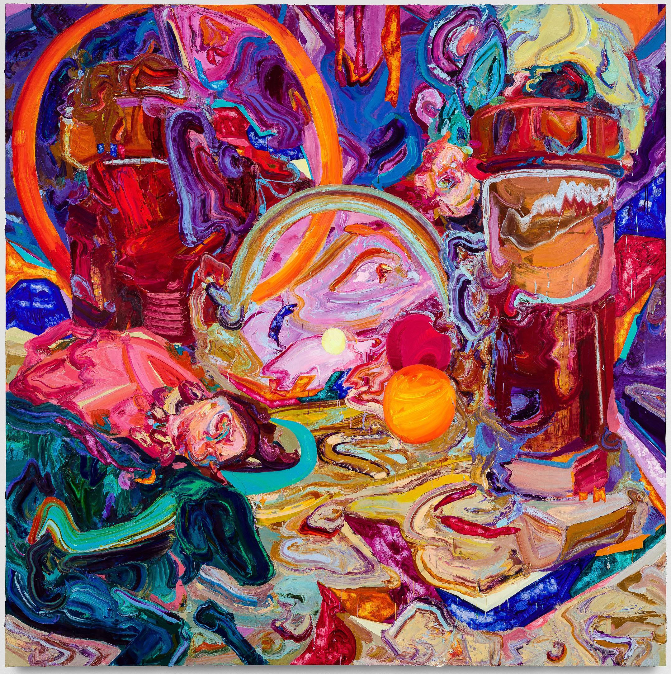 Miryam Haddad, La Proie Du Soleil