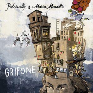 Pulcinella Maria Mazzotta Grifone Cover